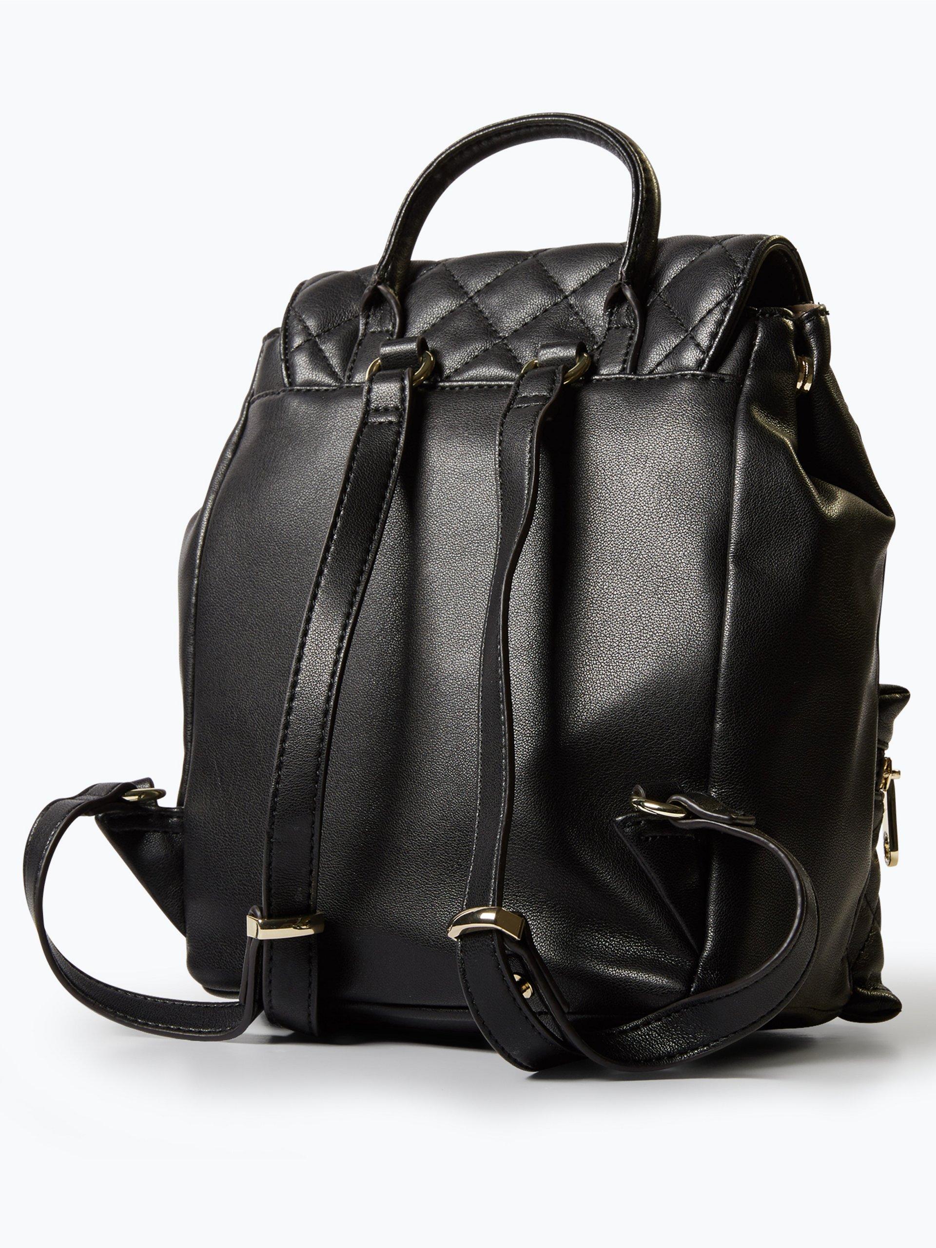 guess jeans damen rucksack in leder optik online kaufen vangraaf com. Black Bedroom Furniture Sets. Home Design Ideas