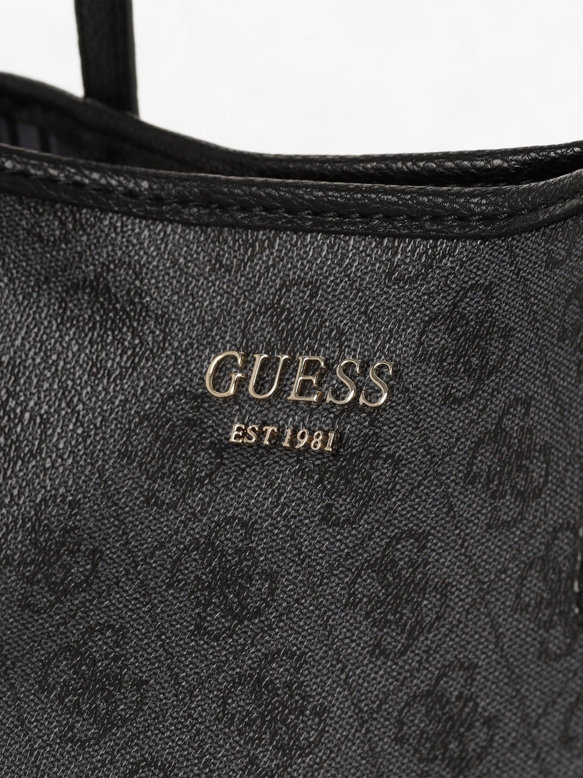 Guess Jeans Damen Shopper mit Innentasche