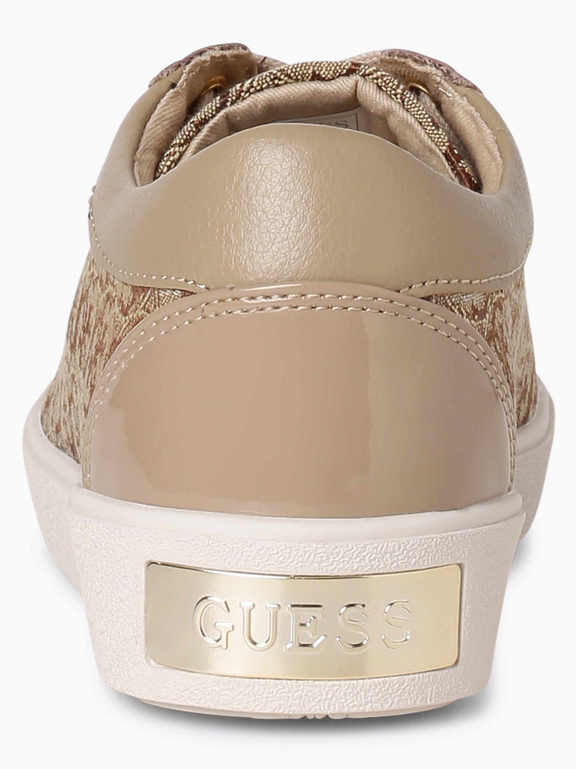 Guess Jeans Damen Sneaker mit Leder-Anteil