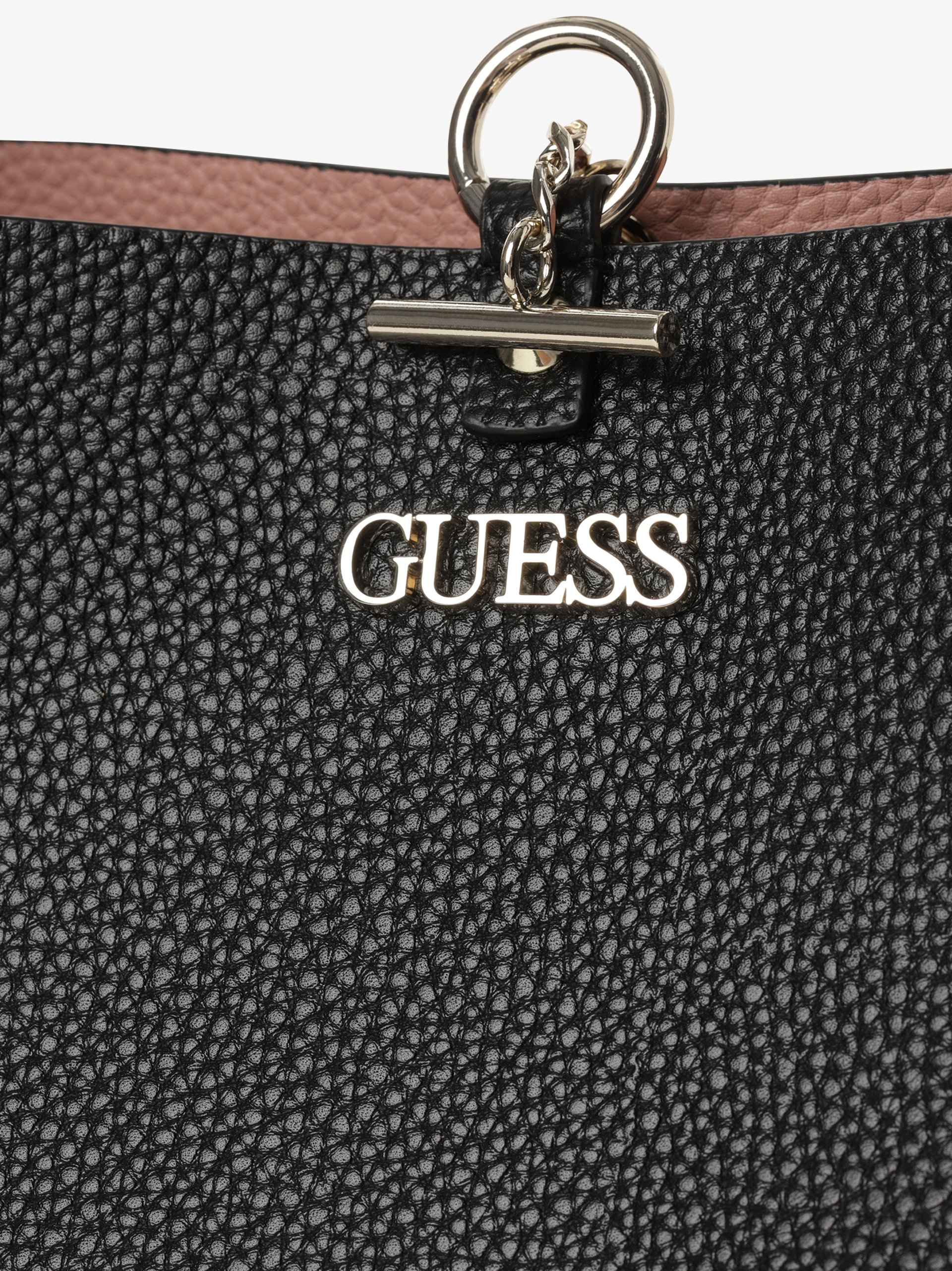 Guess Jeans Damen Wende-Shopper mit Innentasche