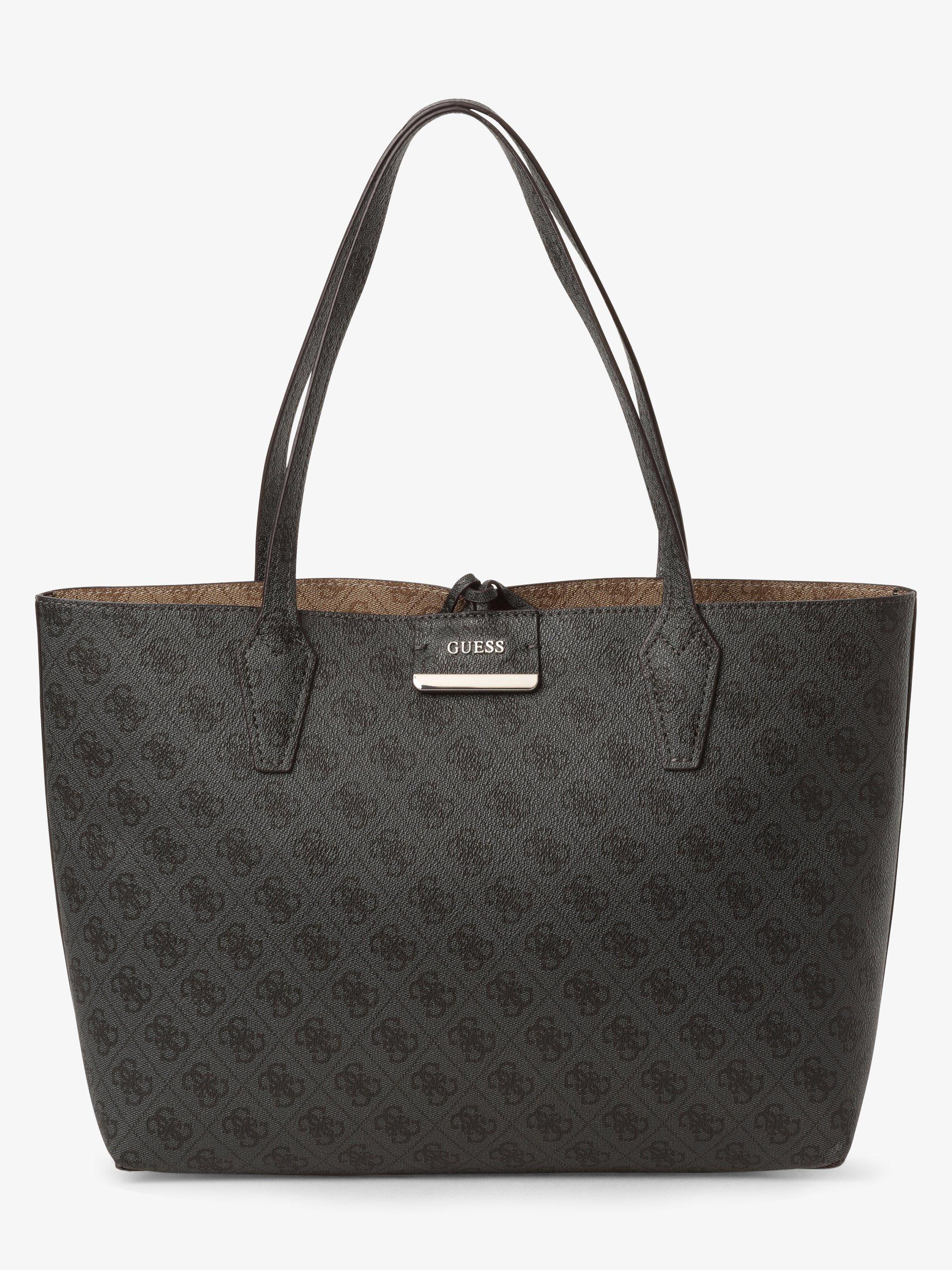 Guess Jeans Damska dwustronna torba shopper z torebką