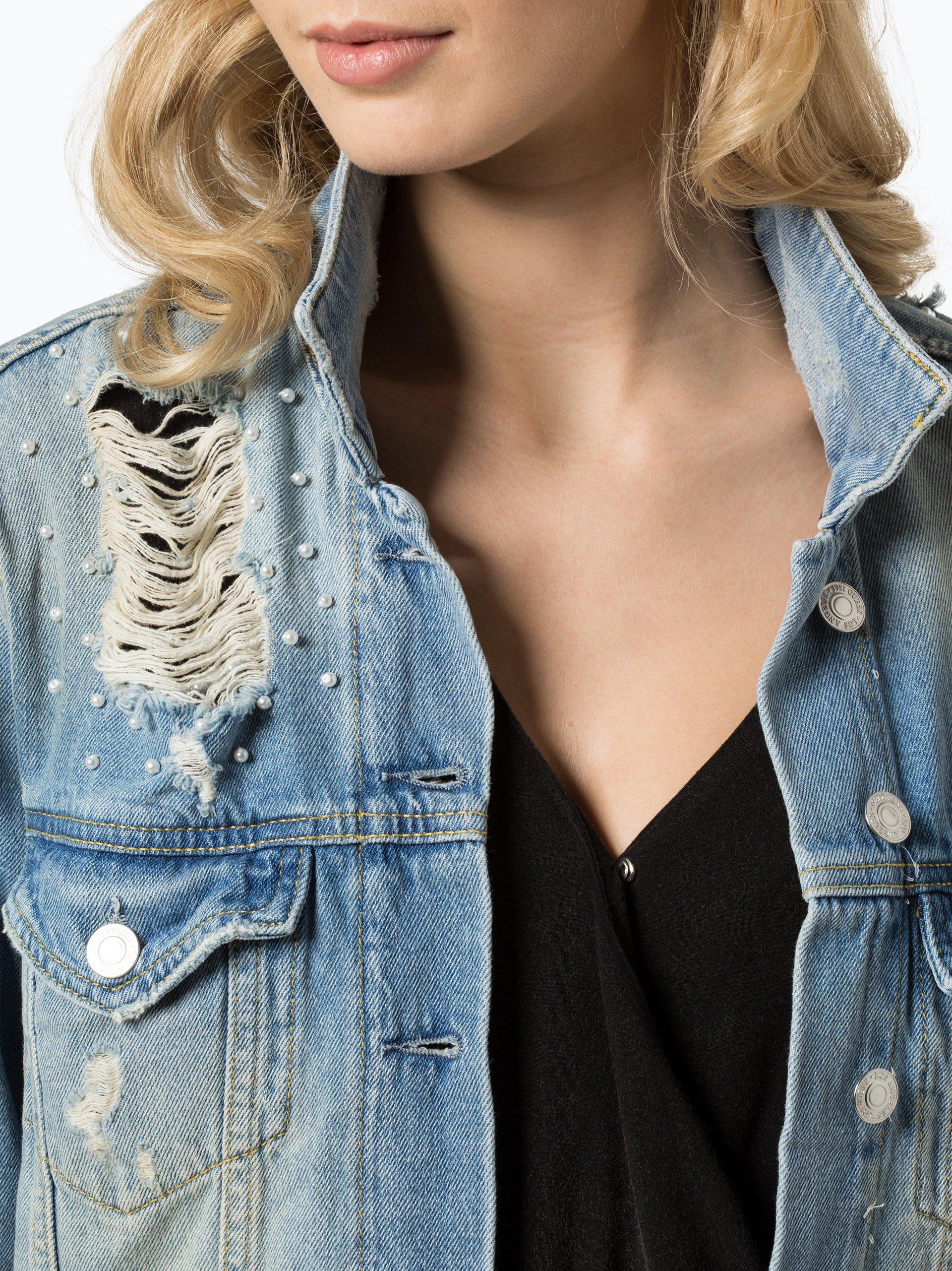 Guess Jeans Damska kurtka jeansowa