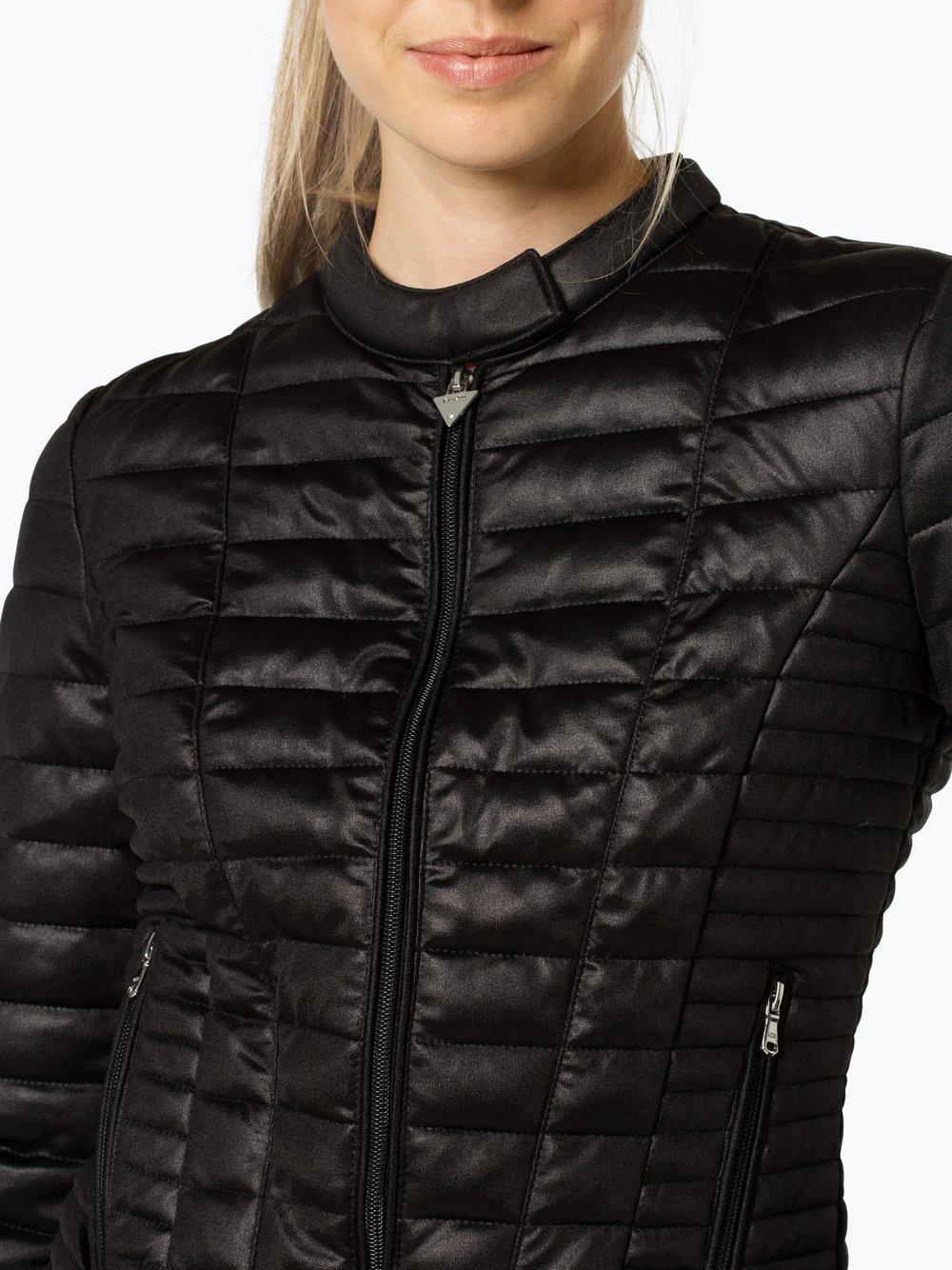 Damska kurtka pikowana Guess Pikowane kurtki damskie czarne w van Graaf