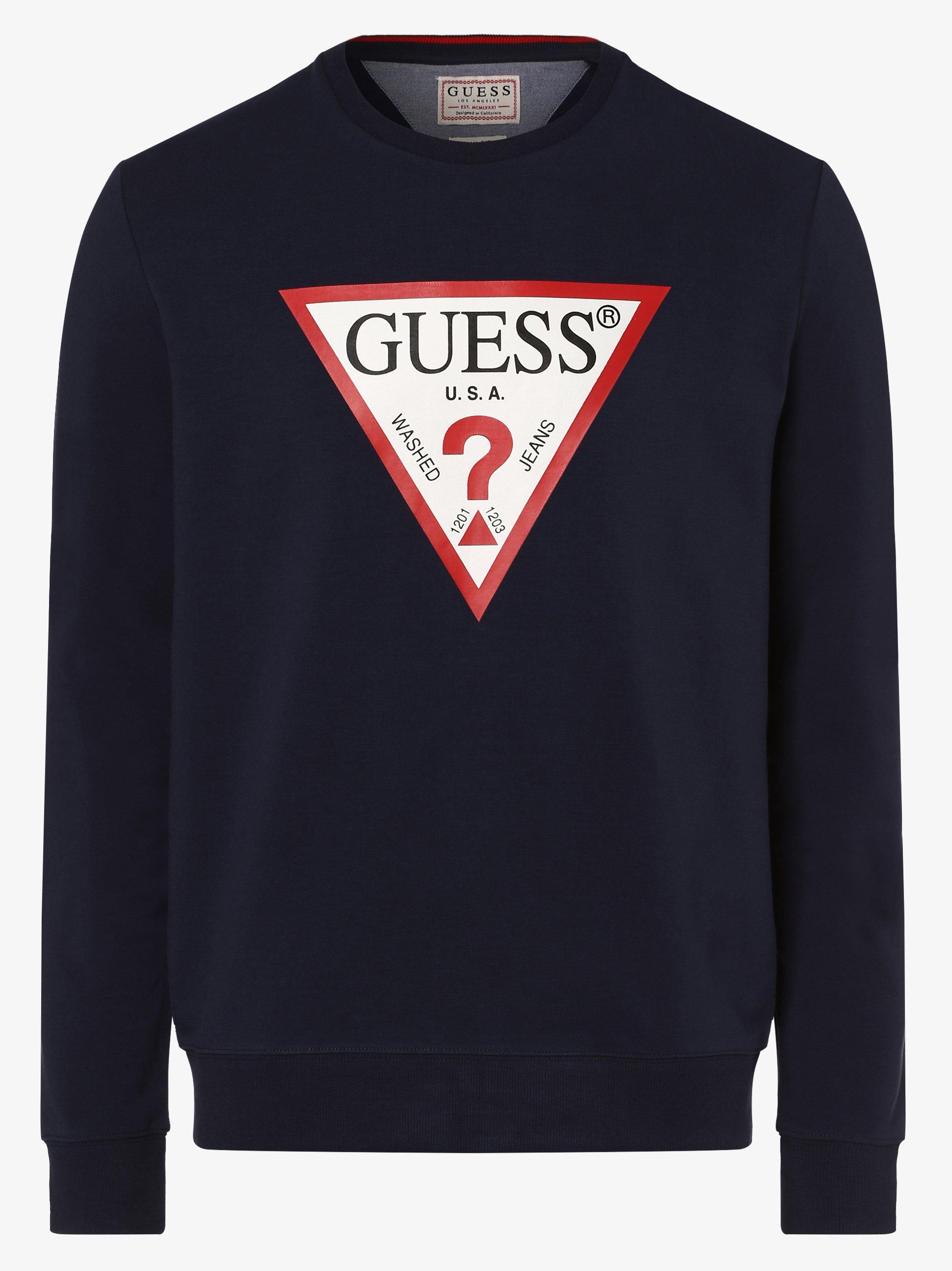 Guess Jeans Herren Sweatshirt