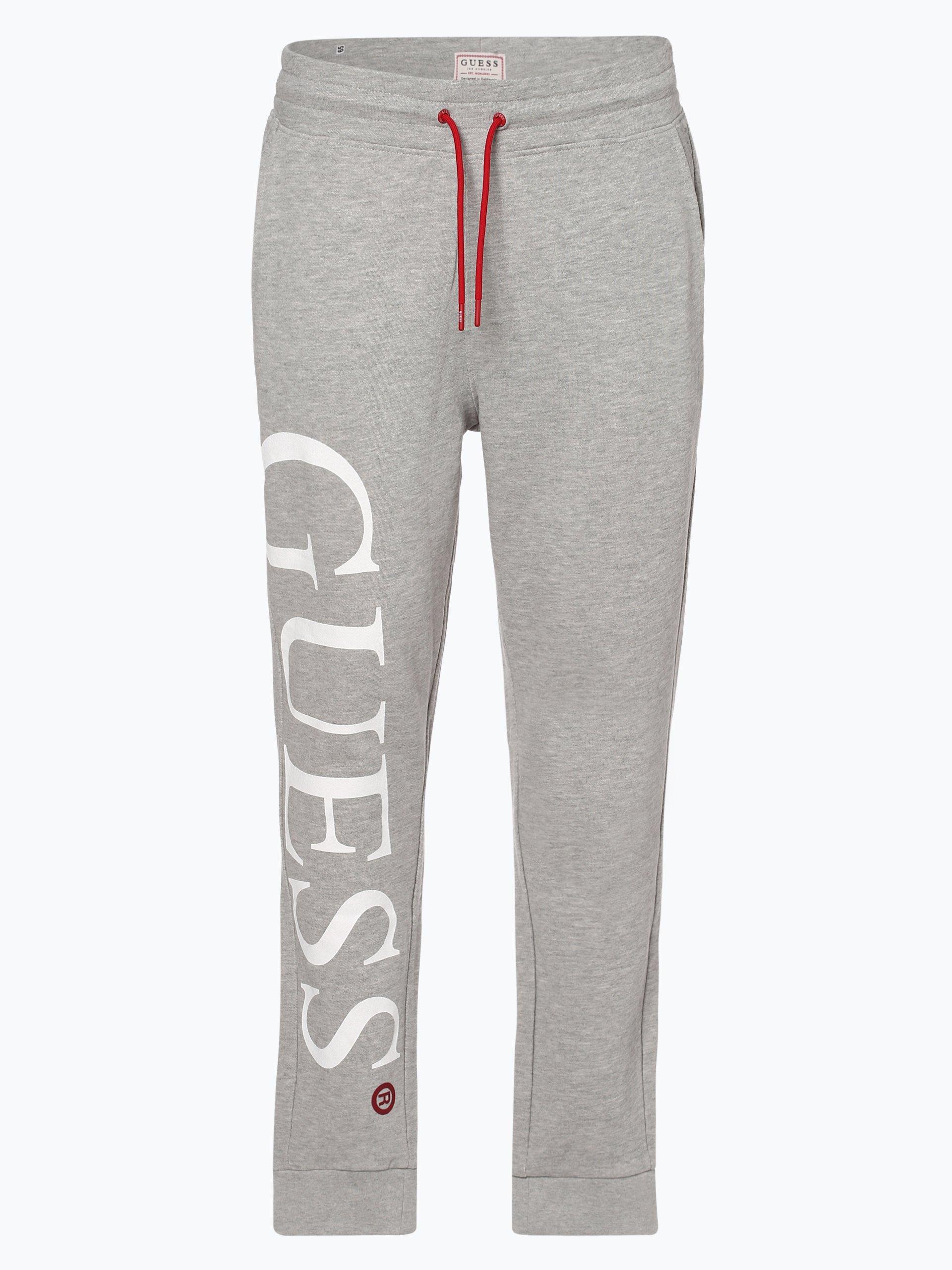 Guess Jeans Spodnie dresowe męskie