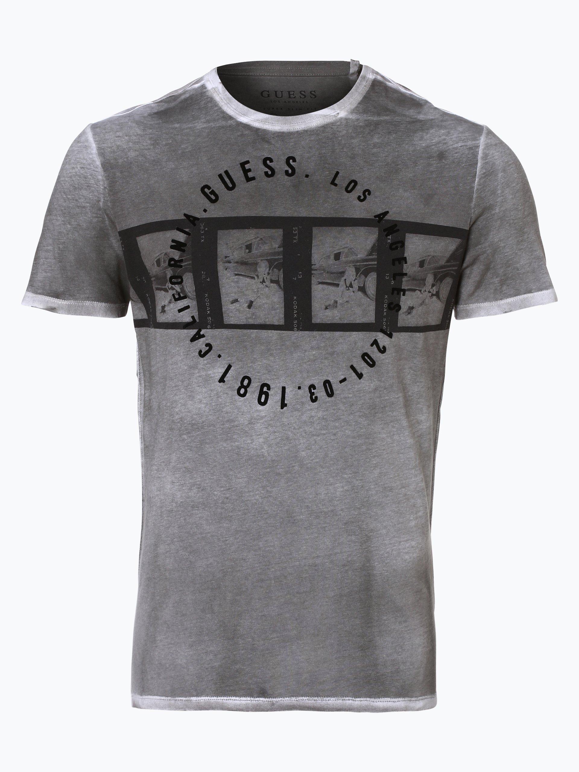 74b91cdcf6b85 Guess Jeans T-shirt męski kup online