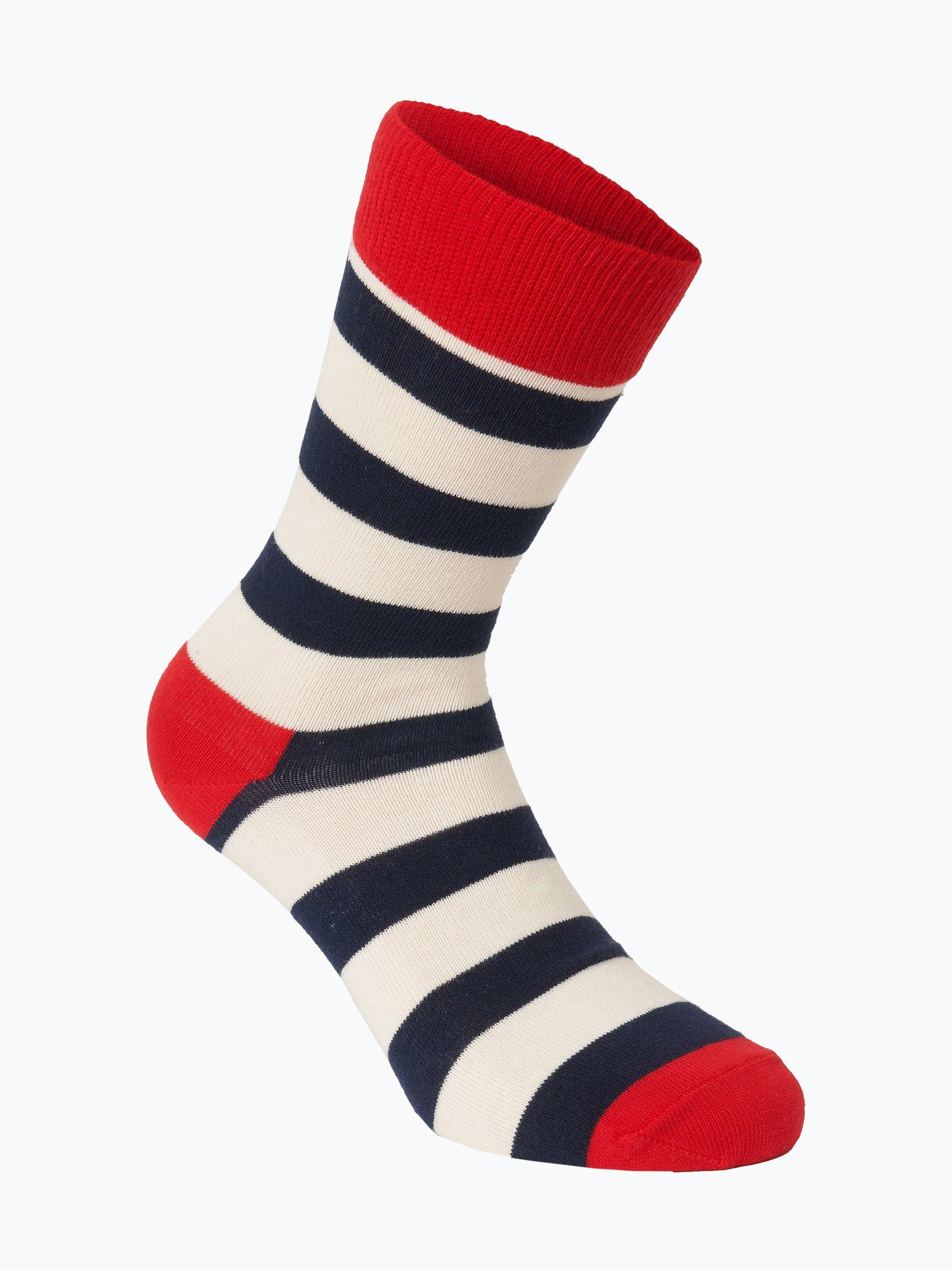 Happy Socks Skarpety z bawełny czesanej