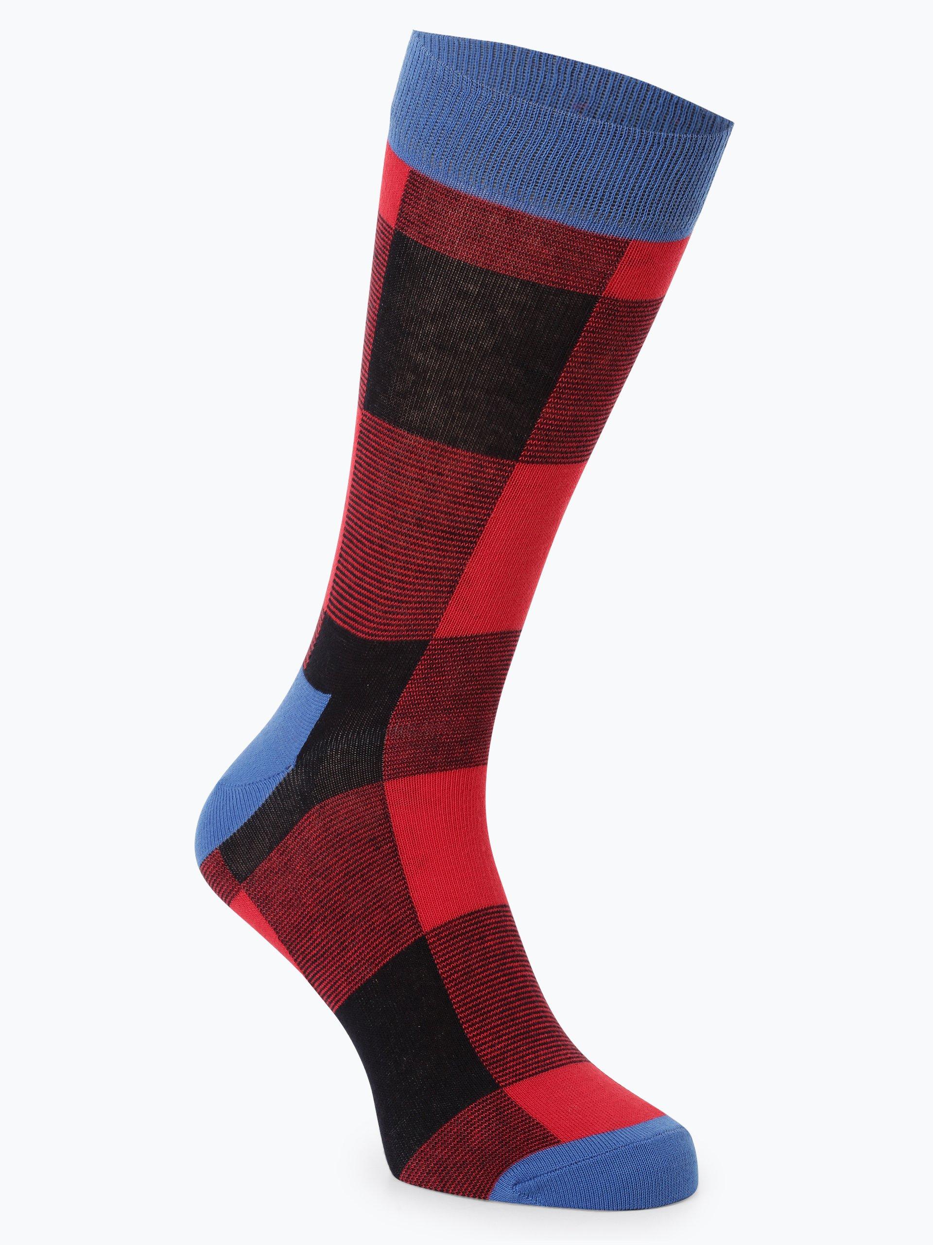 Happy Socks skarpety z drobnej dzianiny