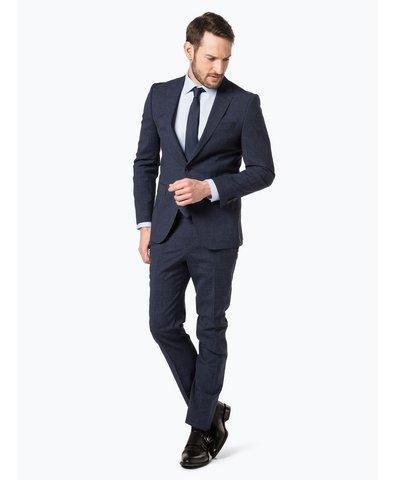 Herren Anzug mit Leinen-Anteil - Novan5/Ben2