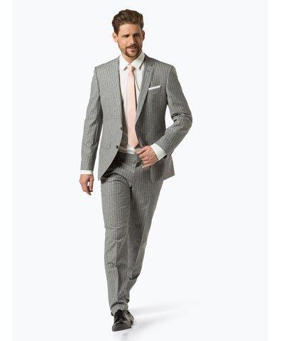 Herren Anzug mit Seiden-Anteil - Hutson5/Gander3