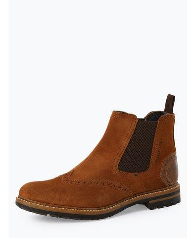 Herren Boots aus Leder