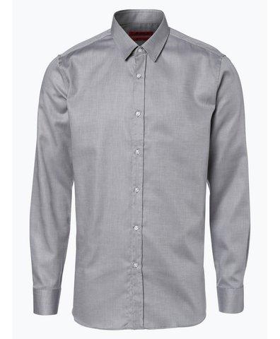 Herren Hemd Bügelleicht - Elisha01