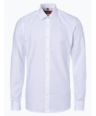 Herren Hemd Bügelleicht mit extralangen Ärmeln