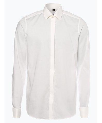 Herren Hemd mit Extralangen Ärmeln und Umschlagmanschetten