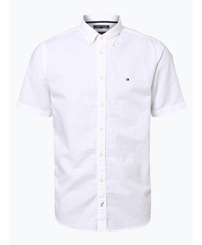Herren Hemd mit Leinen-Anteil