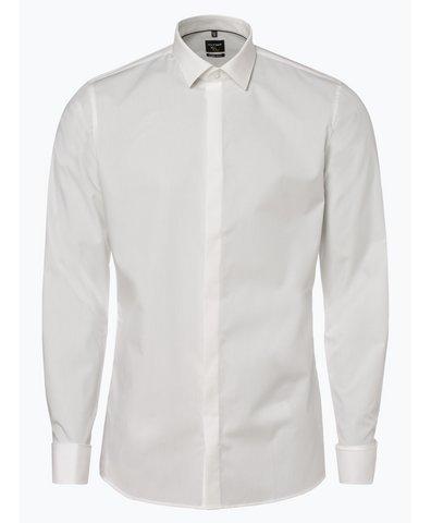 Herren Hemd mit Umschlagmanschetten - Bügelleicht