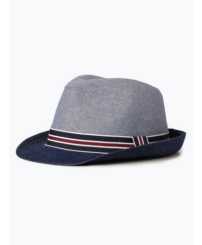 Herren Hut mit Leinen-Anteil
