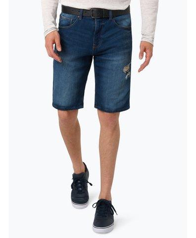 Herren Jeans-Bermuda