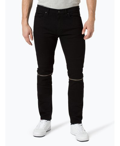 Herren Jeans - HUGO 734/44 Biker Details