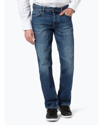 Herren Jeans - Orange 25