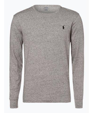 Herren Langarmshirt - Custom Slim Fit