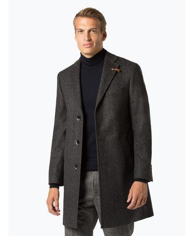 hugo herren mantel miratus1841 anthrazit meliert online kaufen peek und cloppenburg de. Black Bedroom Furniture Sets. Home Design Ideas