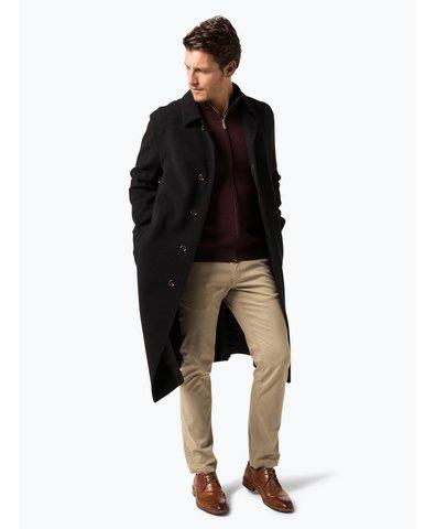 bugatti herren mantel anthrazit uni online kaufen. Black Bedroom Furniture Sets. Home Design Ideas