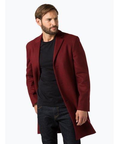 hugo herren mantel mit cashmere anteil malte1841 online. Black Bedroom Furniture Sets. Home Design Ideas