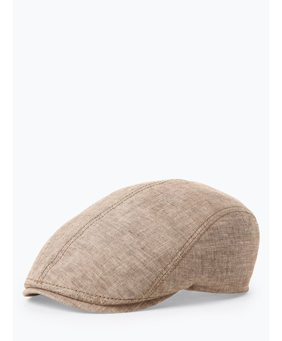 Herren Mütze aus Leinen