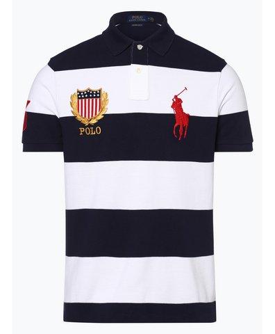 Herren Poloshirt - Custom Slim Fit