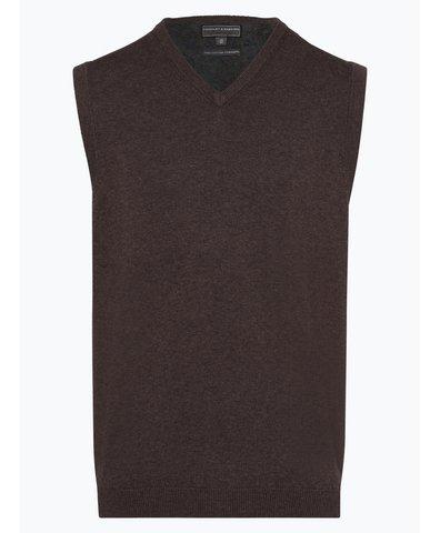 Herren Pullunder - Pima Cotton/Cashmere