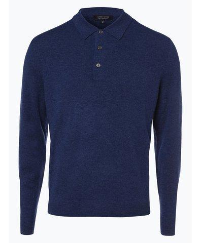 Herren Pure Cashmere Pullover