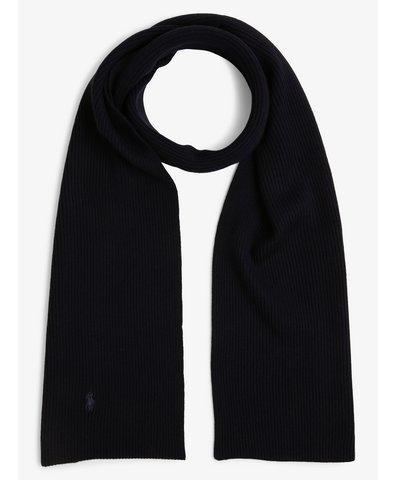 Herren Schal aus Merinowolle