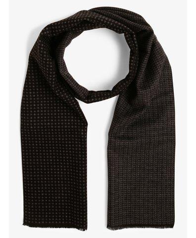 Herren Schal aus Seide