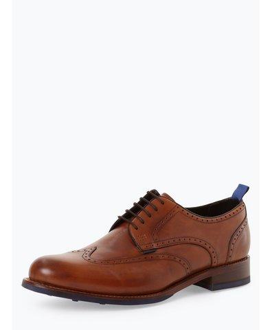 Herren Schnürschuhe aus Leder - Levet