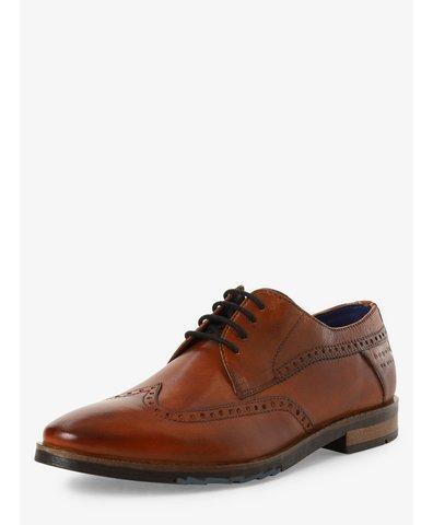 Herren Schnürschuhe aus Leder