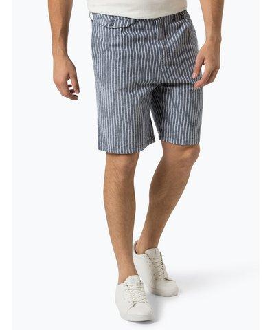 Herren Shorts mit Leinen-Anteil - Dean