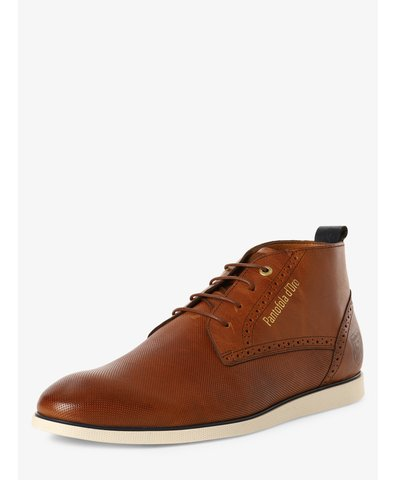 Herren Sneaker aus Leder - Lugo Uomo Mid