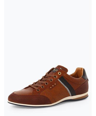 Herren Sneaker aus Leder - Roma Uomo Low