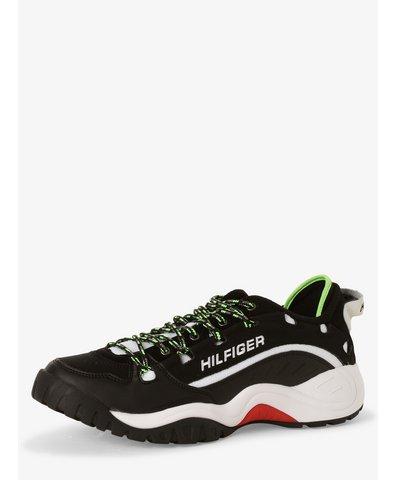 Herren Sneaker mit Leder-Anteil - Heritage Sneaker