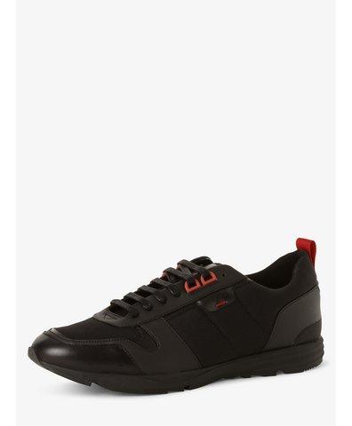 Herren Sneaker mit Leder-Anteil - Hybrid_Runn_mx2