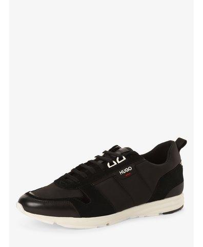 Herren Sneaker mit Leder-Anteil - Hybrid_Runn_nylt