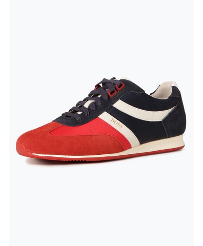 Herren Sneaker mit Leder-Anteil - Orland_Lowp_mx