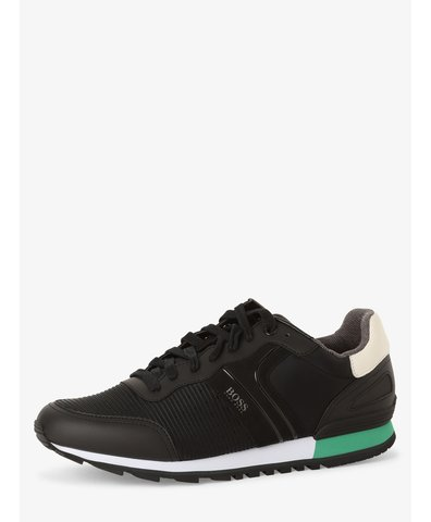 Herren Sneaker mit Leder-Anteil - Parkour