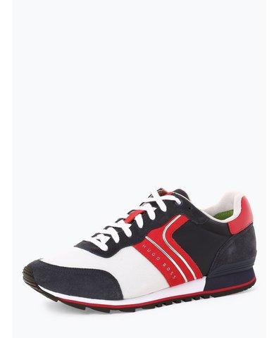 Herren Sneaker mit Leder-Anteil - Parkour_Runn_nymx