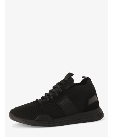 Herren Sneaker mit Leder-Anteil - Titanium_Runn_knst