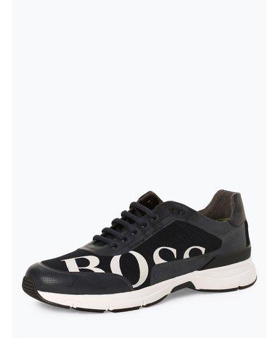 Herren Sneaker mit Leder-Anteil - Velocity_Runn_logo2