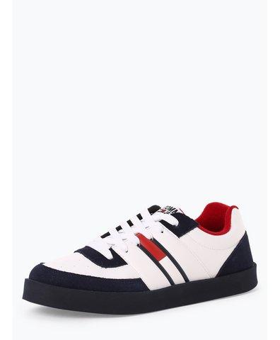 Herren Sneaker mit Leder-Anteil