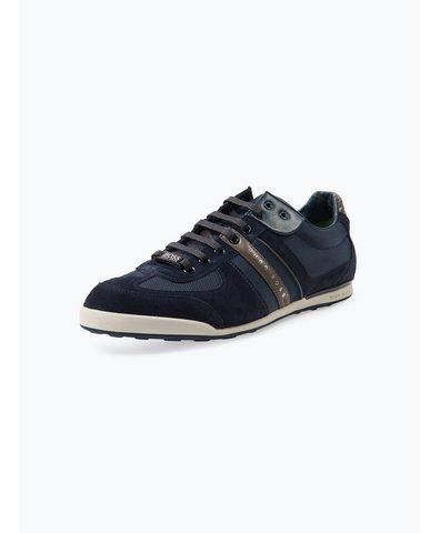 Herren Sneaker mit Leder-Besatz - Akeen