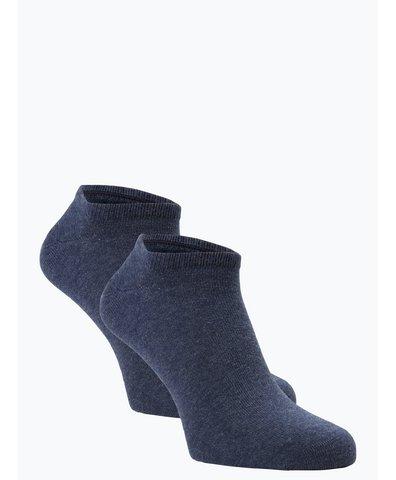 Herren Sneaker-Socken im 2er-Pack